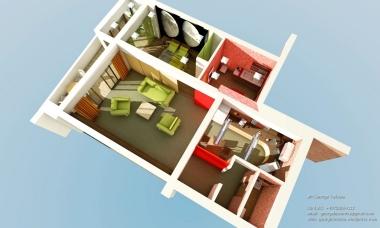 apartament ID 3 004