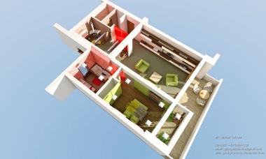 apartament ID 3 005