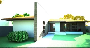 casa V1 - exterior casa 2