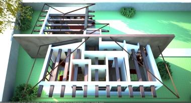casa V1 - exterior casa 5