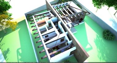 casa V1 - exterior casa 6