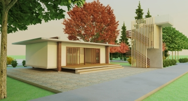 pavilion m - render - save 14