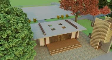 pavilion m - render - save 15