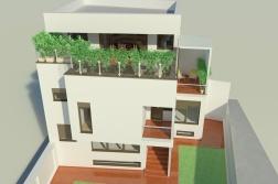 exterior - solutie balustrade si design terasa