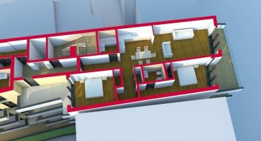 CP5 - concept 2 ETAJ 4 - render 8