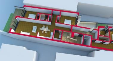 CP5 - concept 2 ETAJ - render 2