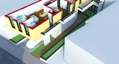 CP5 - concept 2 ETAJ - render 5