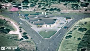 benzinarie concept 1 aeriana 1