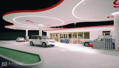 benzinarie concept 1 de noapte - 5