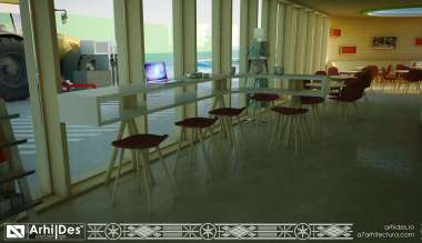 benzinarie concept 1 interior 3