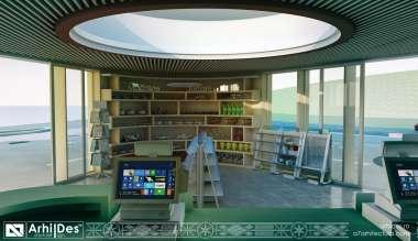 benzinarie concept 1 interior 6
