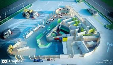 benzinarie concept 1 taiata 2
