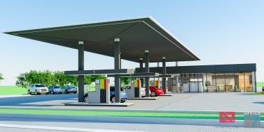 proiect benzinarie
