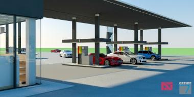 proiect design benzinarie ro