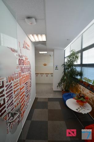 microsoft timisoara cafeteria design