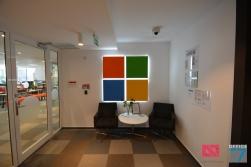 microsoft timisoara reception design
